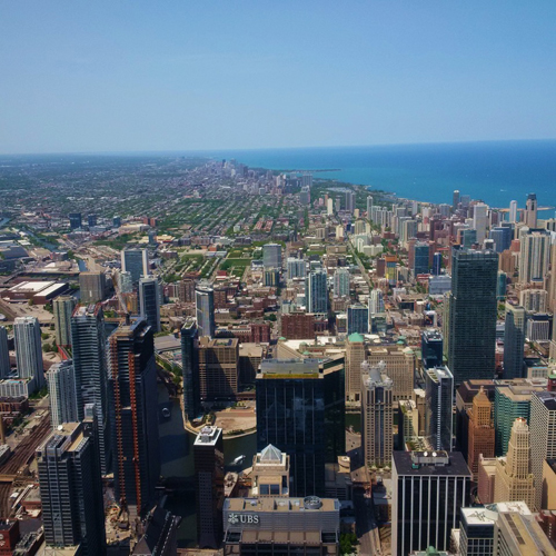 Gorgeous Chicago Skyline