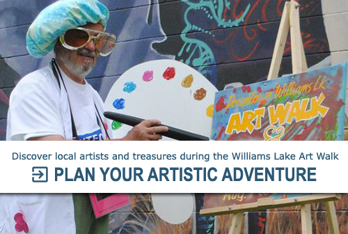 Williams Lake Art Walk
