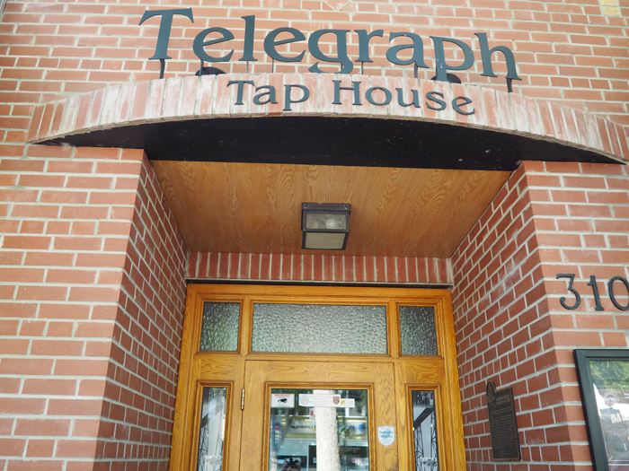 Telegraph Brewing Lethbridge