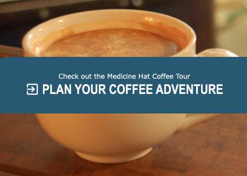 Medicine Hat Coffee Tour