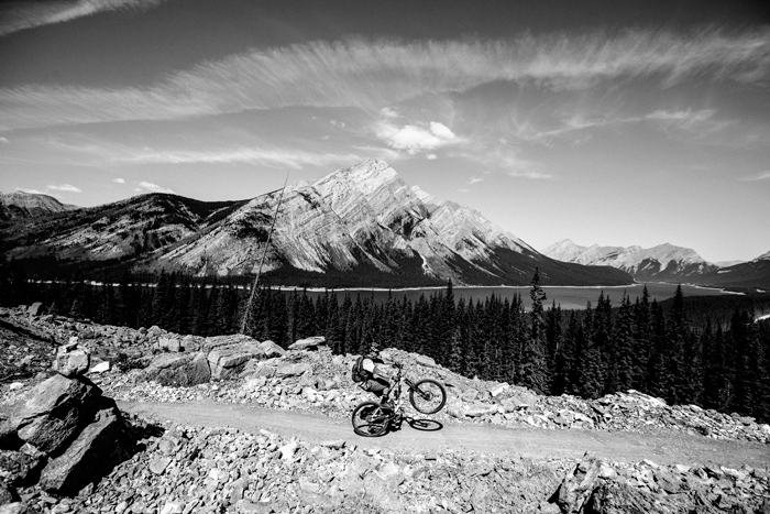 Plaid Goat Mountain Bike Fest in Canmore AB