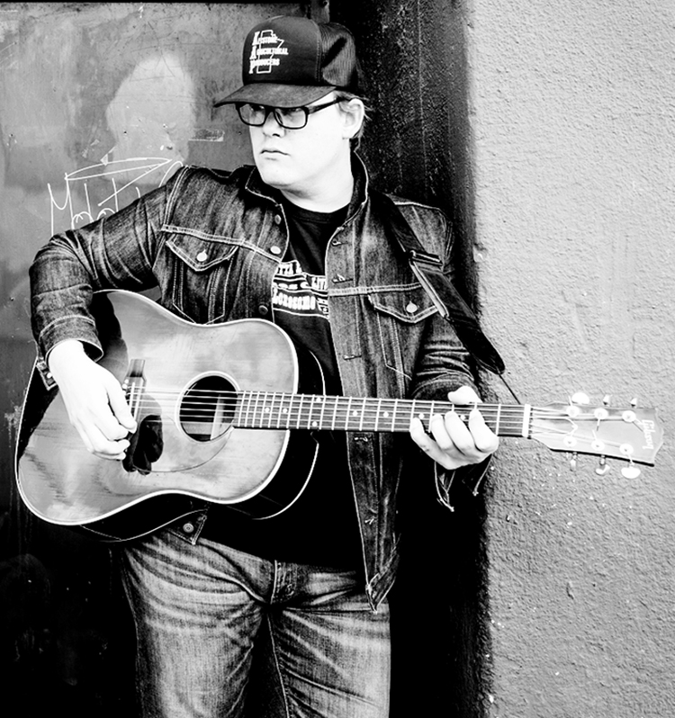 Sean Burns will be kicking off the Jasper in January festival Jan. 11 at the Whistle Stop Pub in Jasper, AB.