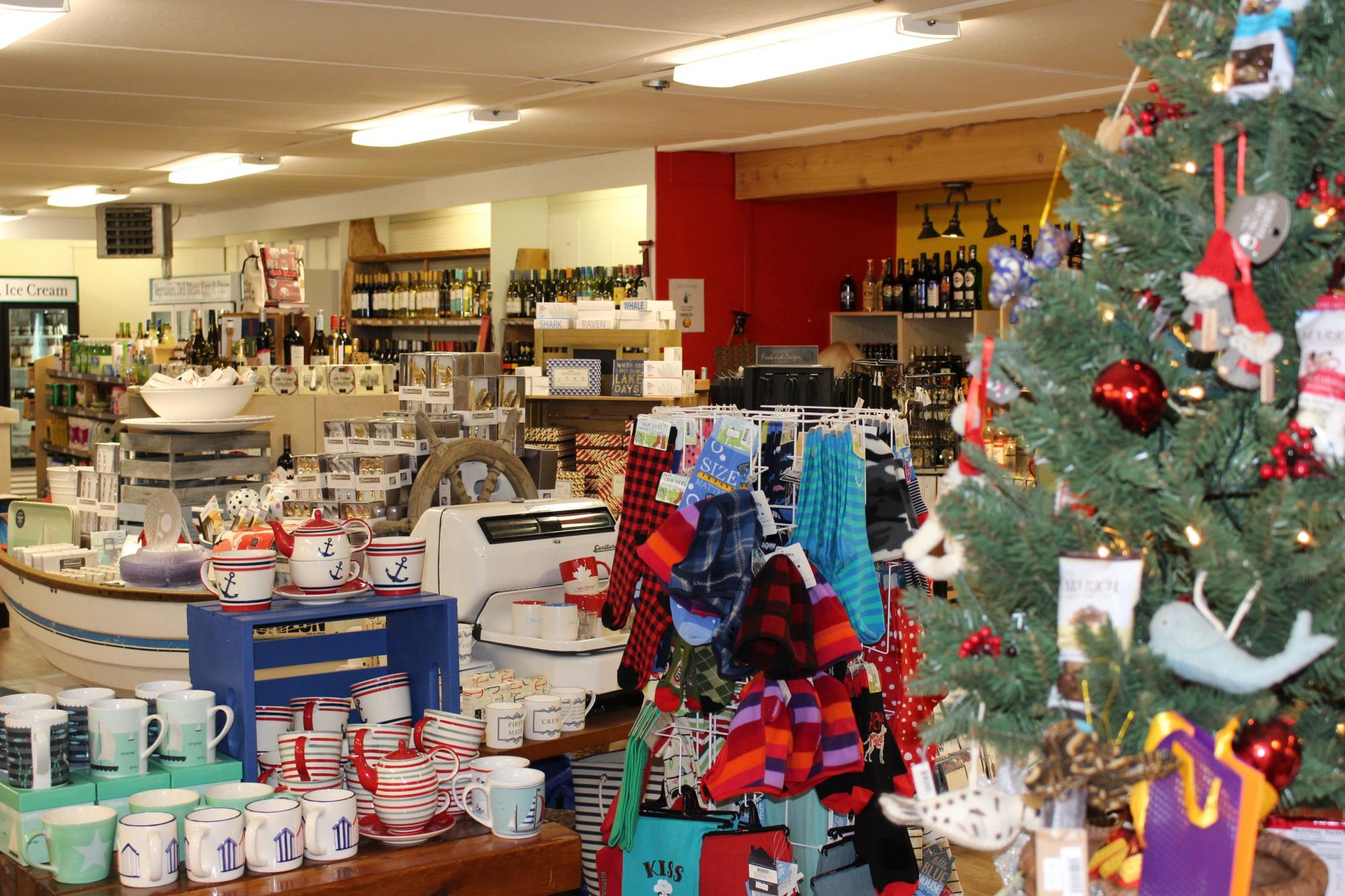 Grandmas Christmas Bazaar Vancouver 2021 When It Comes To Christmas Pender Harbour Has It In The Boat Festivalseekers
